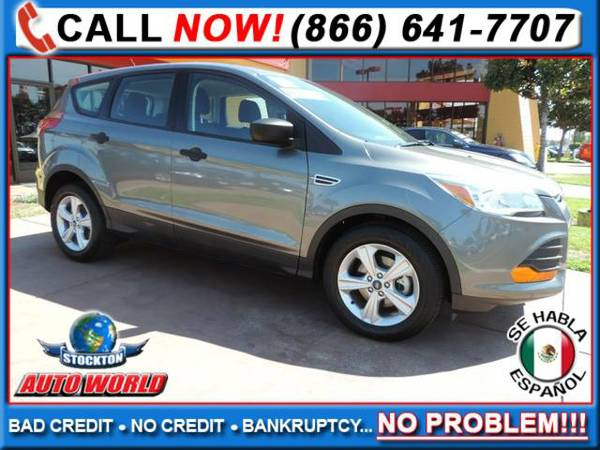 2014 Ford Escape Silver SUV