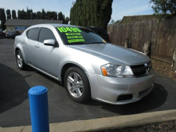 ** 2012 Dodge Avenger SXT Gas Saver BEST DEALS GUARANTEED **