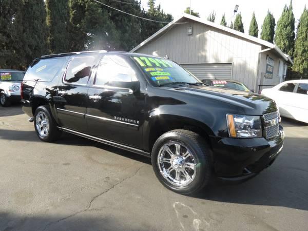 ** 2007 Chevrolet Suburban LTZ 4WD Loaded BEST DEALS GUARANTEED **