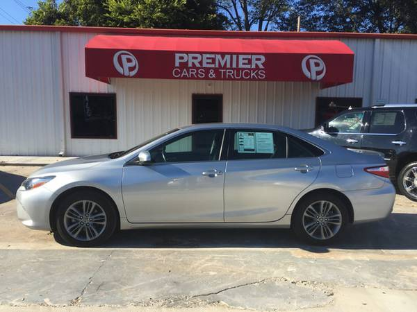 2015 Toyota Camry - Call