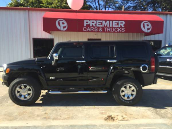 2007 HUMMER H3 - Call