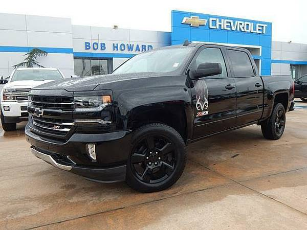 2017 *REAL TREE* CHEVY SILVERADO 1500 LTZ FULLY LOADED 6.2L V8, CUSTOM