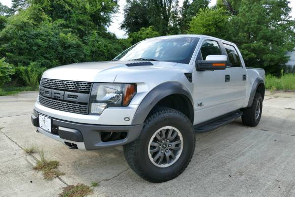 2011 Ford F-150 SVT Raptor 4×4 - Price Reduced!