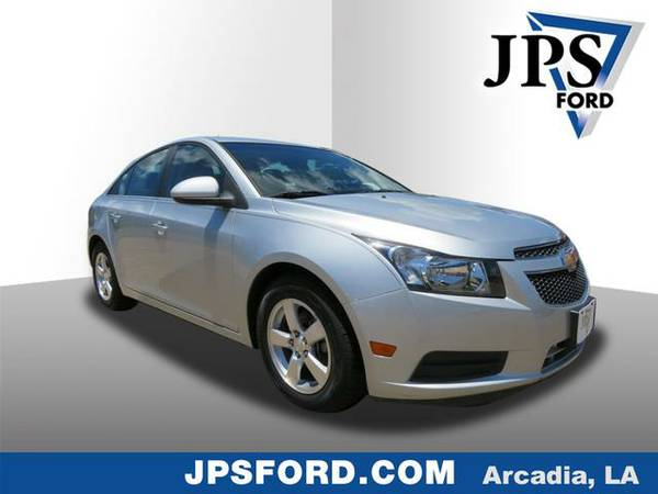 2012 Chevrolet Cruze Silver Ice Metallic *BIG SAVINGS..LOW PRICE*