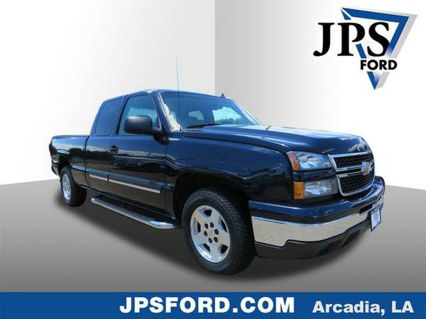 2007 Chevrolet Silverado 1500 Classic Blue ON SPECIAL - Great deal!