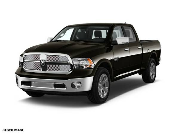 2015 Ram 1500 Granite Crystal Clearcoat Metallic