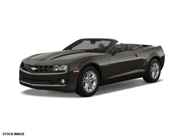 2013 Chevrolet Camaro Gray ON SPECIAL!