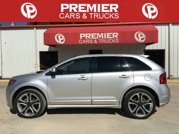 2011 Ford Edge - Call