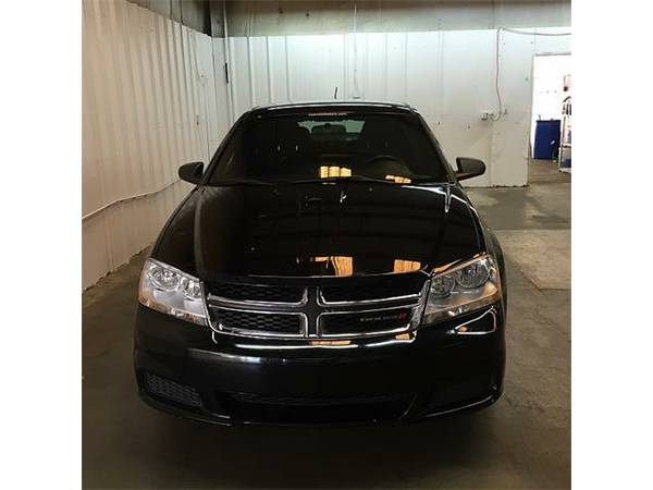 2013 *Dodge Avenger* 4d Sedan SE NO CREDIT CHECK!