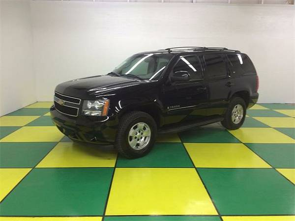 2007 *Chevrolet Tahoe 2WD* 4d Wagon LS NO CREDIT CHECK!