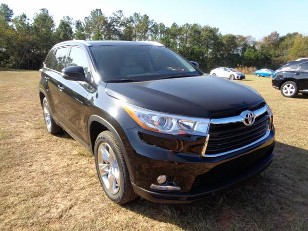 2016 Toyota Highlander Limited 4dr SUV Limited