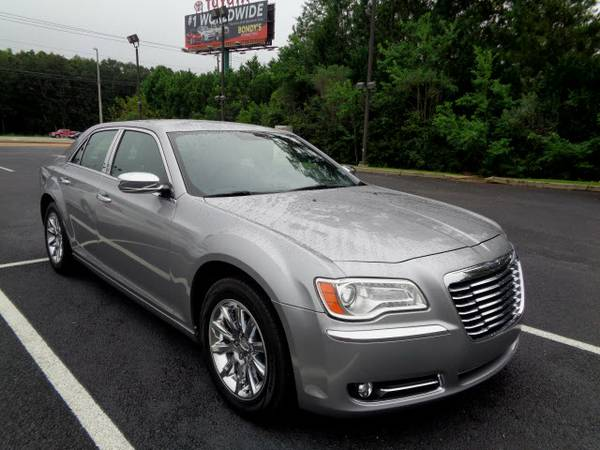 2011 Chrysler Stock 0017037A 300 Limited 4dr Sedan Limited