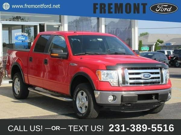 2011 Ford F-150 4WD SuperCrew 145 XLT