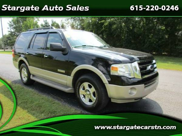 2007 EXPEDITION EDDIE BAUER 4WD.*CLEAN SOUTHERN SUV*Low Price