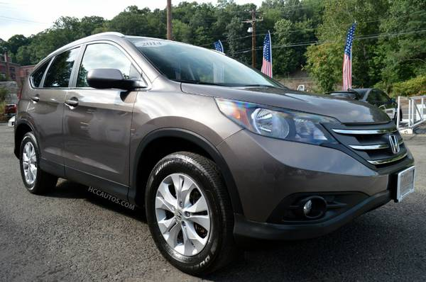 2014 Honda CR-V* AWD* 1 OWNER* ONLY 30K MILES* BACK UP CAMERA* LEATHER