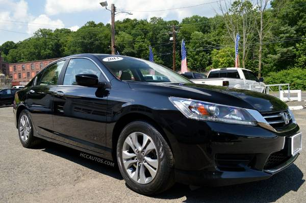 2013 Honda Accord * 1 OWNER!!! BACK UP CAMERA* ALLOY WHEELS* BLUETOOTH