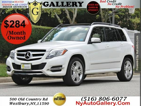 2014 Mercedes-benz Glk-class Glk350 4matic Easy Finance