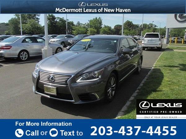 2014 *Lexus* *LS* *460* 40k miles
