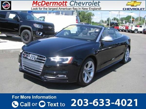 2015 *Audi* *S5* *Premium* *Plus* 4k miles