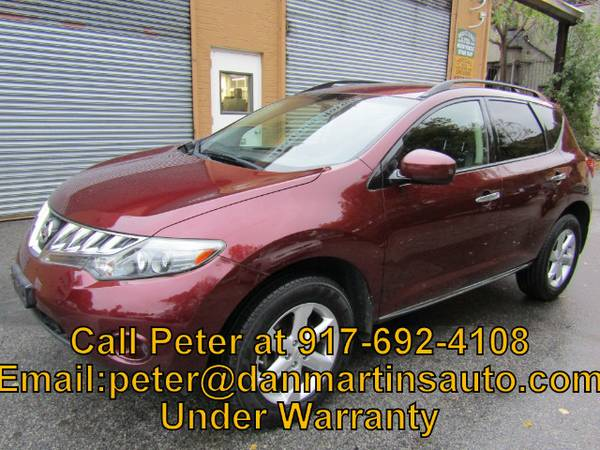 2009 Nissan Murano S AWD, new tires, well maintained