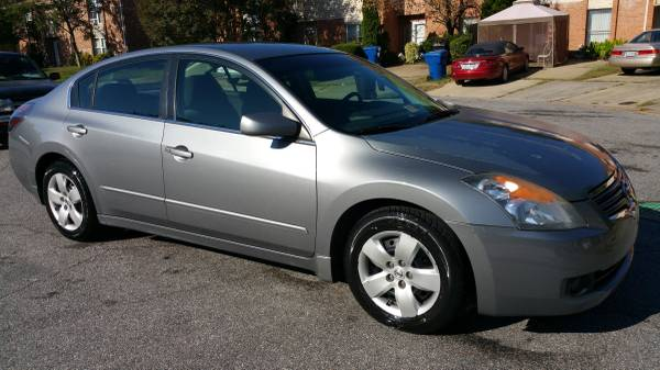 2008 Nissan Altima 2.5S Only 110k Miles Well Maintained No Issues.....