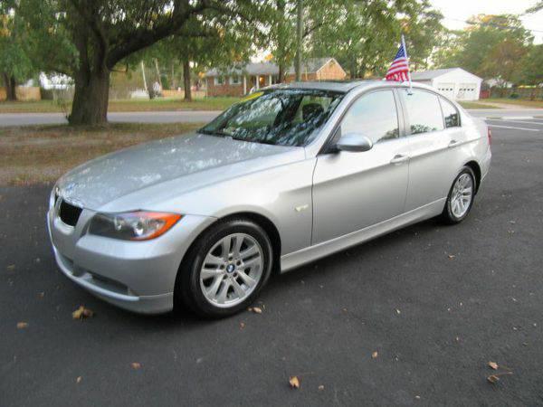 2007 *BMW* *3* *Series* 328i 4dr Sedan