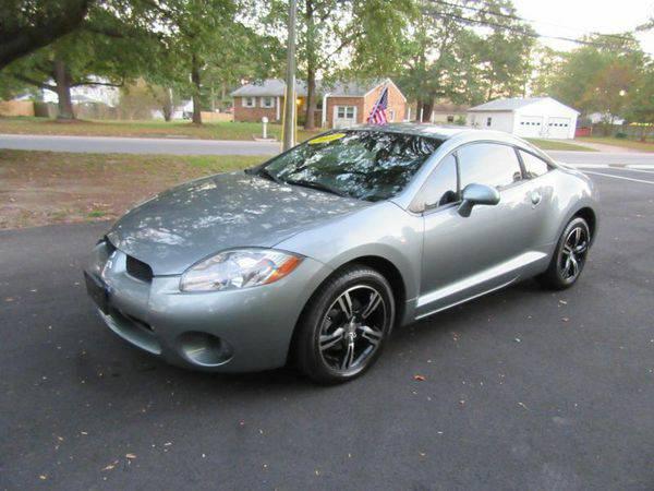 2007 *Mitsubishi* *Eclipse* GS 2dr Hatchback (2.4L I4 4A)