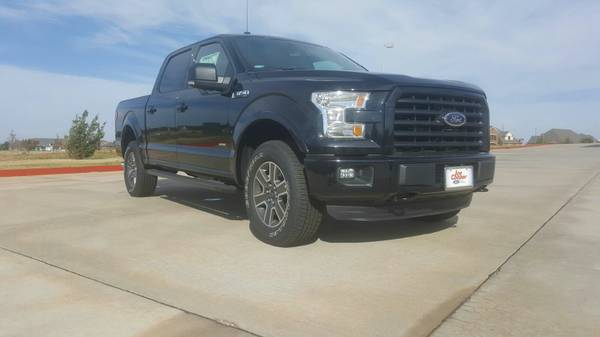 2016 FORD F-150 SUPERCREW! FX4 OFF-ROAD!! **OVER $10,000 OFF** MUST GO