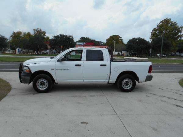 2011 Dodge Ram 1500 Crew-Cab 4X4 100% Financing & Leasing