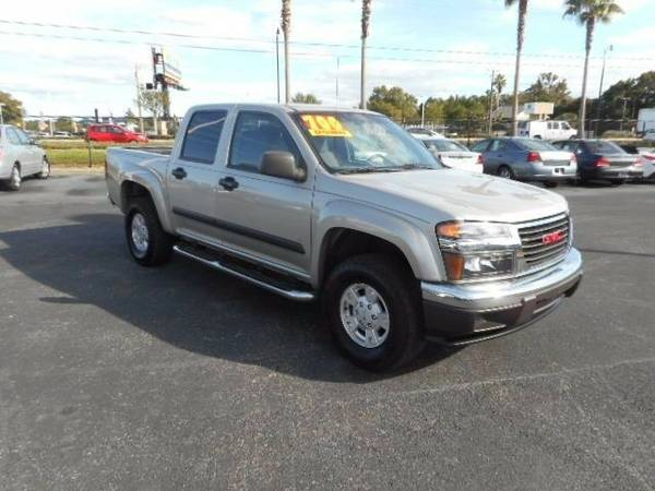 2006 GMC Canyon SLE2 Crew Cab 2WD $700 down drive today NO CREDIT...