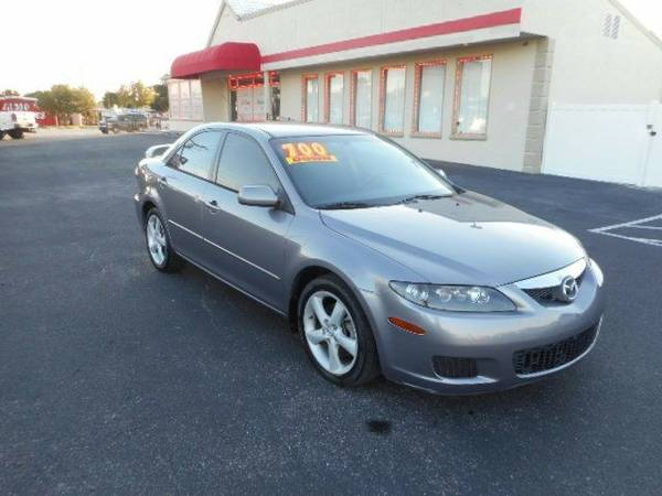 2006 Mazda Mazda6 s Sports Sedan Grand Sport $700 down drive today NO