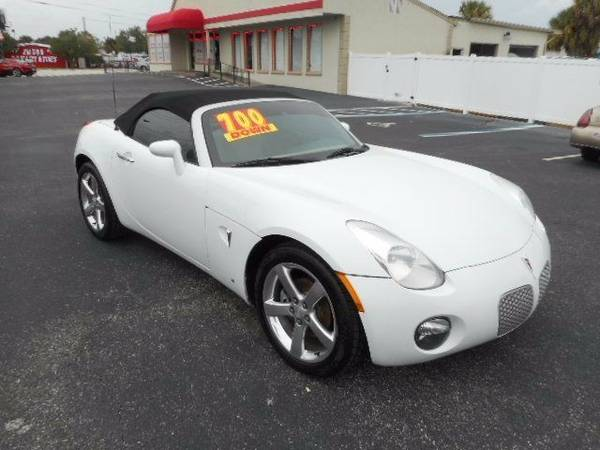 2006 Pontiac Solstice Roadster $700 down drive today NO CREDIT CHECK...