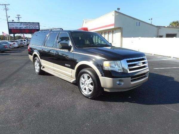 2007 Ford Expedition EL Eddie Bauer 2WD $700 down drive today NO...