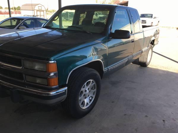 95 Chevrolet 1500 Z71