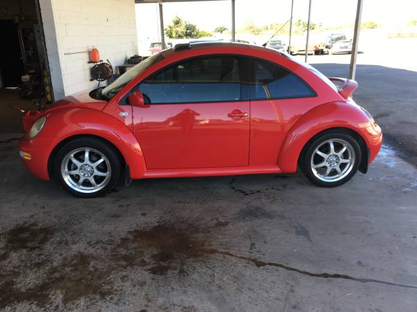 01 vw new beetle