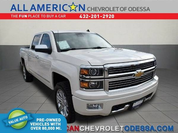 2014 Chevrolet Silverado 1500 HIGH COUNTRY Truck Silverado 1500...