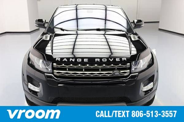 2013 Land Rover Range Rover Evoque Pure Plus 7 DAY RETURN / 3000 CARS