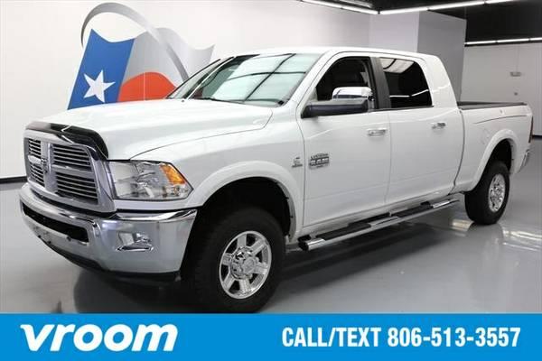 2012 RAM 3500 Laramie Longhorn/Limited Edition 7 DAY RETURN / 3000 CAR