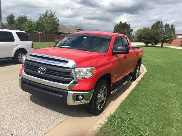 2015 Toyota Tundra TSS Sports Series Package