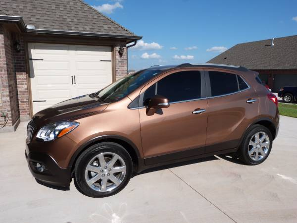 *** 2016 Buick Encore - LOADED ***