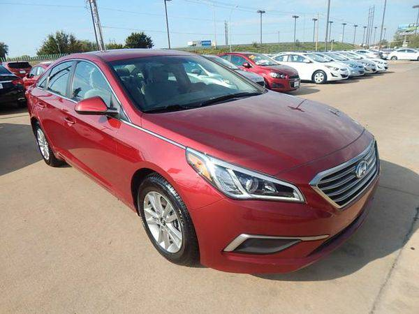 2016 *Hyundai* *Sonata* -Call or Text! Financing Available!