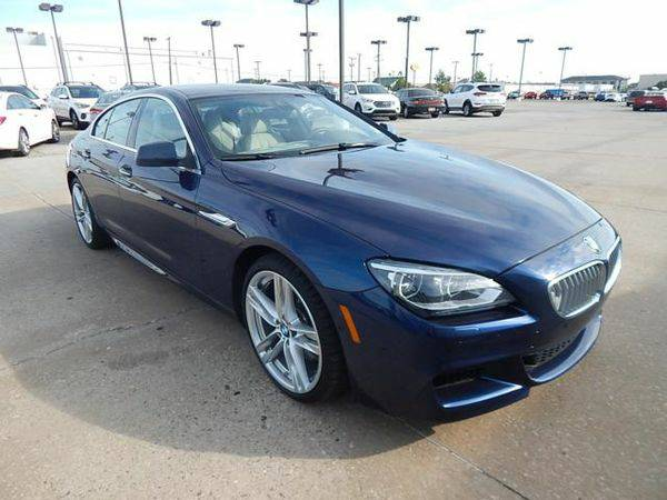 2013 *BMW* *6* *Series* 650i xDrive Gran Coupe - Call or Text! Financi