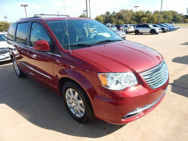2016 *Chrysler* *Town* *&* *Country* Touring -Call or Text! Financing