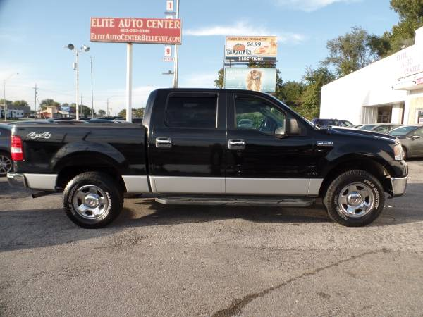 2006 FORD F150 4X4 CREW CAB APPLY TODAY DRIVE TODAY