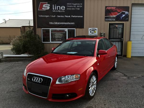 2008 Audi A4 2.0T Quattro | 6 Speed Manual | S-Line Package | 79K Mile