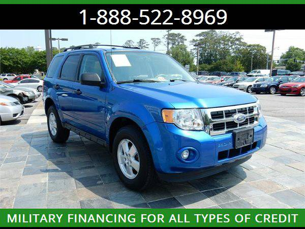 2011 FORD ESCAPE XLT --MILITARY $O DOWN FINANCING!_ALL CREDIT OK