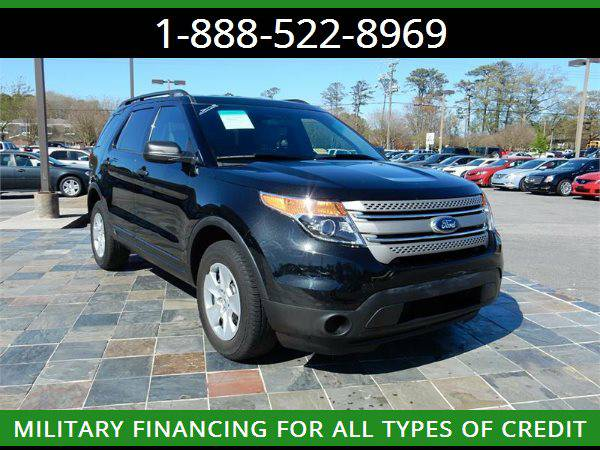 2013 FORD EXPLORER --MILITARY $O DOWN FINANCING!_ALL CREDIT OK