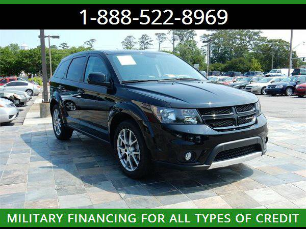 2014 DODGE JOURNEY R/T AWD --MILITARY $O DOWN FINANCING!_ALL CREDIT OK