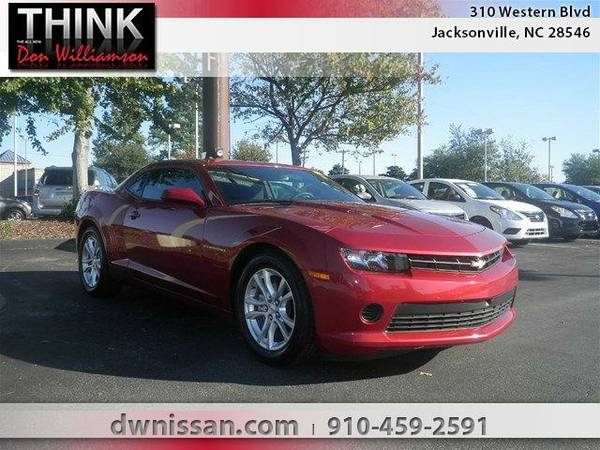2015 *Chevrolet Camaro* LS w/2LS - Good Credit or Bad Credit!