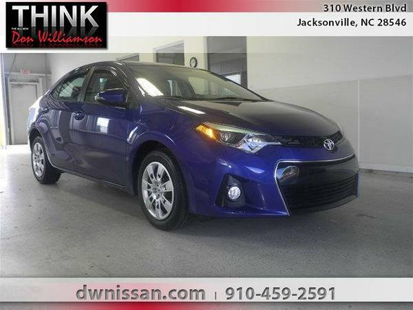 2014 *Toyota Corolla* S - Good Credit or Bad Credit!